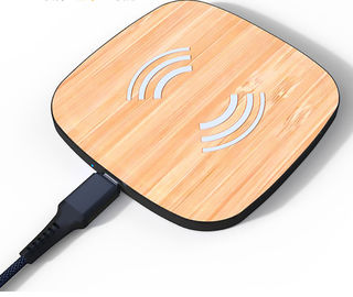 Cina 10 W Slim Iphone Cordless pengisi daya, Qi Wireless Charging Pad Untuk IPhone Distributor